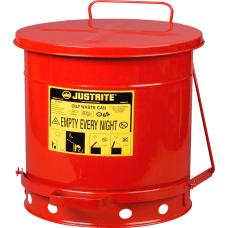 Justrite Just Rite 10 gallon Oily