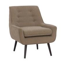 Linon Raelynn Chair Caf Dark Espresso