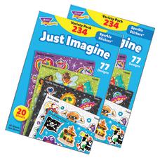 Trend Just Imagine Sparkle Stickers 234