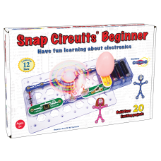 Elenco Electronics Snap Circuits Beginner Set