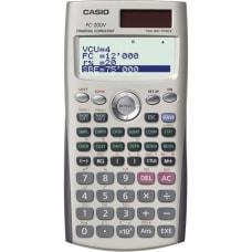 Casio FC200V Financial Calculator Solar Battery