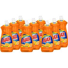 AJAX Ultra Triple Action Liquid Dish