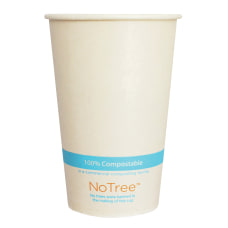 World Centric NoTree Paper Cold Cups