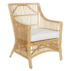 Office Star Maui Chair Cream