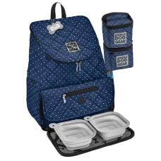 Overland Dog Gear Weekender Backpack Purple