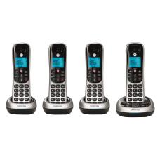 Motorola CD4014 4 Handset Cordless Telephone