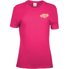 Ladies 100percent Cotton T Shirt Color