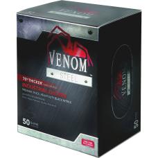 Medline Venom Disposable Premium Nitrile Gloves