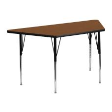Flash Furniture 47 W Trapezoid HP