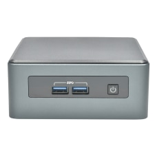 SimplyNUC NUC7i3DNHE Mini Desktop PC Intel