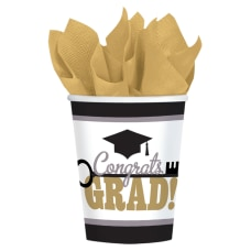 Amscan Key To Success Paper Cups
