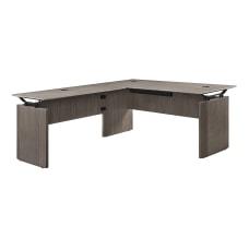 Forward Furniture Diamond L Desk 29