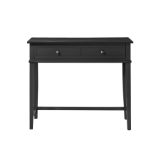 Ameriwood Home Franklin Writing Desk Black