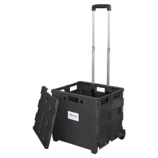 Office Depot Brand Mobile Folding Cart