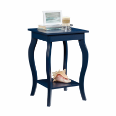 Sauder Harbor View Painted Side Table