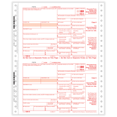 ComplyRight 1099 B Tax Forms 4