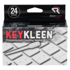 Advantus KeyKeleen Cleaning Swabs Case Of