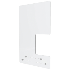 Deflect O Acrylic Mounting Barriers 31