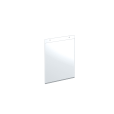 Azar Displays Wall Mount U Frame