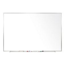 Ghent Magnetic Porcelain Dry Erase Whiteboard