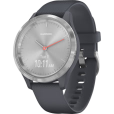 Garmin vivomove 3S GPS Watch Silver
