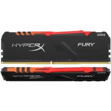 HyperX FURY RGB DDR4 kit 16