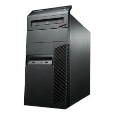 Lenovo ThinkCentre M92 Tower Refurbished Desktop