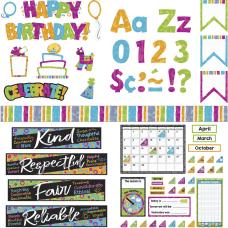 Trend Color Harmony Decorative Bulletin Board