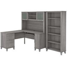 Bush Furniture Somerset 60 W L