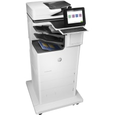 HP LaserJet M682z Laser Multifunction Printer