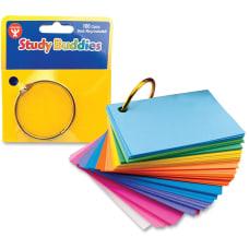 Hygloss Bright Study Buddies Flash Cards