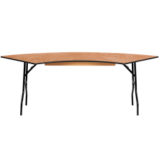 Flash Furniture Serpentine Folding Banquet Table