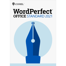 Corel WordPerfect Office 2021 Standard Disc
