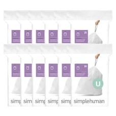 simplehuman Custom Fit Trash Can Liners