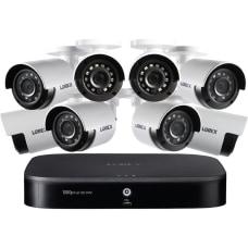 Lorex DP181 82NAE DVR cameras wired