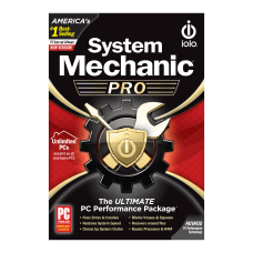 System Mechanic Pro The Ultimate PC