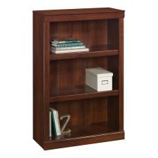 Realspace 45 H 3 Shelf Bookcase