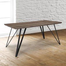 Flash Furniture Rectangular Dining Table 29