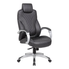 Boss Office Products Caressoft Hinged Arm