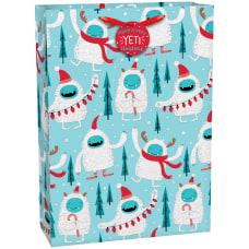 Amscan Christmas Yeti Exta Large Vertical