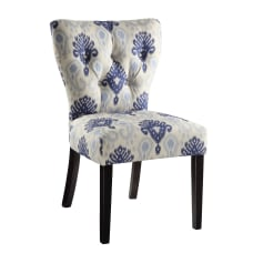 Ave Six Andrew Chair Medallion Ikat
