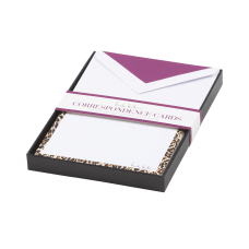 Nicole Miller Correspondence Cards 8 x