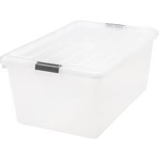 Iris Storage Boxes With Lift Off