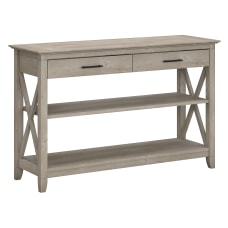 Bush Furniture Key West Console Table