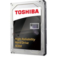 Toshiba N300 6 TB Hard Drive