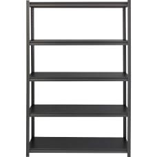 Lorell Steel Shelving Unit 5 Shelves