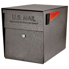 Mail Boss Curbside Locking Mailbox 13