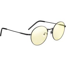 GUNNAR ELLIPSE Computer Glasses Onyx Clear