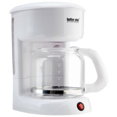 Better Chef 12 Cup Coffeemaker White
