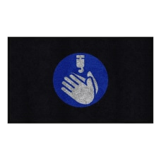 M A Matting Message Mat 35